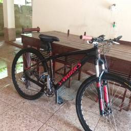 Bike Specialized quadro de carbono aro 29