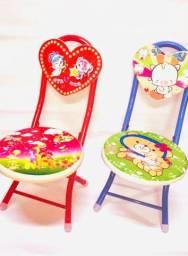 Cadeira infantil dobrável