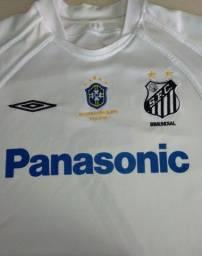 Camisa Santos 2005 Umbro Oficial