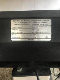 Balança Toledo modelo 9091 , carga máxima 25 kg