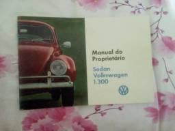 Cópia Perfeita Do Manual Do Fusca 1969