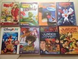 DVD's infantil juvenil - Disney heróis