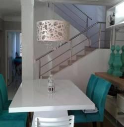 LM-Casa em Condomínio fechado no Jardim Eldorado-03Qts-03 Suites-02 Vagas