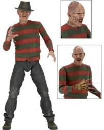 Freddy Krueger- 30th Anniversary Action Figure (edição Limitada)
