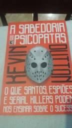 Livro A SABEDORIA DOS PSICOPATAS