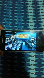 Sony X Peria Z2 com TV de 16gb