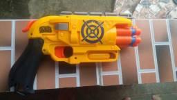 Pistola Nerf automática