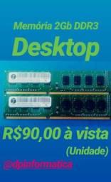 Memoria Desktop 2GB