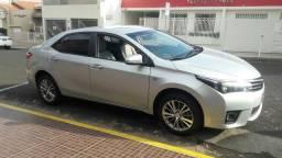 Toyota corolla xei 2015 prata 2.0 flex 4 portas automático - 2015