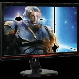 "Monitor Gamer LCD 24"" Full HD 1080p 144Hz 1ms"