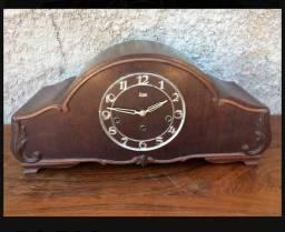 Antigo Relógio Carrilhão De Mesa Francês Odo