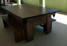 Mesa de Bilhar   Sinuca   Pebolim   Carteado   Jantar   Comercial Mod rt4548