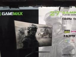 Monitor Gamer gamemax 27 144hz