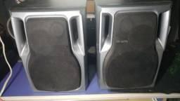 Caixas de som - Acústicas Aiwa SX NS302YL