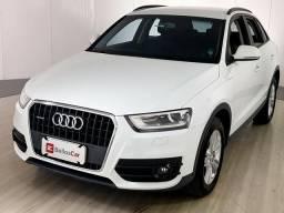 Audi Q3 2.0 TFSI Quat. 170/180cv S-tronic 5p - Branco - 2015 - 2015