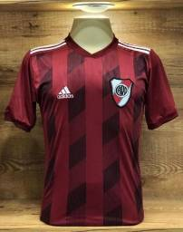 Camiseta do River Plate Segundo Uniforme
