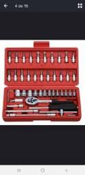 Caixa de ferramentas para carro