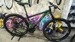"Bicicleta tyt aro 29"" freio hidráulico"