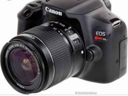 Vendo ou troco por algo do meu interesse câmera profissional Canon EOS Rebel