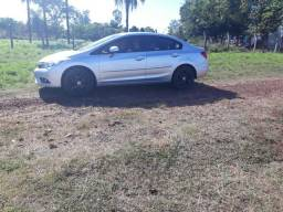 Vendo ou troco em carro de menor valor com volta , honda Civic LXS 2013/2014 - 2014