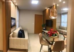 Apartamento de 2 quartos no Setor Novo Mundo