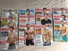 Coleção Men's Health (106 edições)