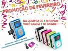 Super Oferta MP3 (essencial para Academia)