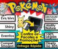 Pokémon Evento, Shiny e Competitivo - Nintendo 3Ds