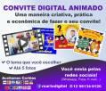 Convite Animado Digital - $25,00
