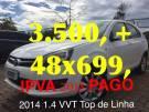 Jac J3 2014 1.4 vvt ( 40.000 km ) Top de Linha e Impecável - IPVA 2018 Pago - 2014