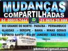 Mudan�as e Transportes compartilhadas