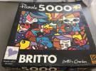 Quebra Cabeça Romero Brito 5000 peças