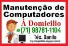 Formatação e Manutenção De Computadores em Geral- Atendimento Domicilia