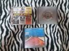 CDs do Guns e Chili Peppers