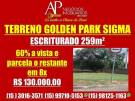 Terreno Golden Park Sigma 259 m²