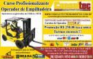 Curso para Operador de Empilhadeira R$ 250,00 Turmas mensais