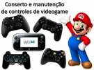 Consertamos controle xbox 360 ps4 ps3 one