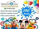 Fotografia Festa de Aniversário Infantil