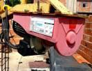 Guincho de coluna 600 kg