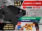 Tv Box Tanix TX3 Max 4K 2GB Ram 16GB Rom Android 7.1 Alice UX