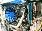 Computador Gamer - FX6300 3.5Ghz Six Core, 8Gb, GPU R7 260x, Water Cooler, 1000Gb,