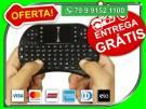 Mini Teclado E Mouse de Smart Tv Sem Fio Bluetooth controle -Novo-Entrega Grátis