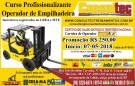 Curso para Operador de Empilhadeira R$ 250,00 Inicio em 07-05-2018