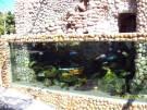 Aquário de parede para até 7.000 litros