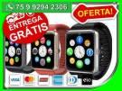 Smart Watch 4G Apple Watch Bluetooth Android Relogio -Novo- Entrega Grátis