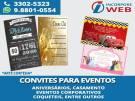 Convite para Eventos