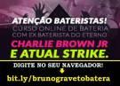 Curso De Bateria Online Com Bruno Graveto Ex-Charlie Brown Jr.!