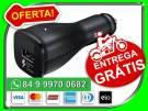 Carregador Veicular Samsung Turbo Fast Charge Preto -Novo- Entrega Grátis