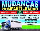Mudanças Interestaduais - 9654 25 688