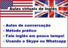Aulas virtuais de inglês